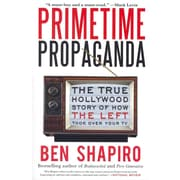 """HARPERCOLLINS """"Primetime Propaganda"""" Book"""