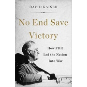 "PERSEUS BOOKS GROUP ""No End Save Victory"" Hardcover Book"