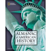 "Random House ""National Geographic Almanac of American History"" Book"
