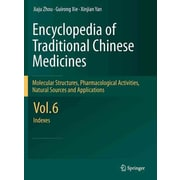 "Springer ""Encyclopaedia of Traditional Chinese Medicines"" Vol. 6 Book"