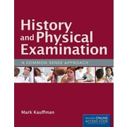 "JONES & BARTLETT LEARNING ""History and Physical Examination"" Book"