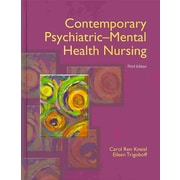 "Pearson ""Contemporary Psychiatric-Mental Health Nursing"" Book"