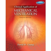 "CENGAGE LEARNING® ""Clinical Application of Mechanical Ventilation"" Book"