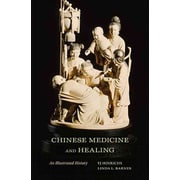 "Harvard University Press ""Chinese Medicine And Healing"" Book"