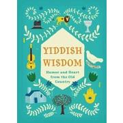 "CHRONICLE BOOKS LLC ""Yiddish Wisdom"" Book"