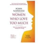 "Simon & Schuster ""Women Who Love Too Much"" Book"