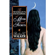 """HARPERCOLLINS """"The Woman's Encyclopedia of Myths and Secrets"""" Book"""