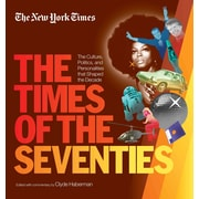 "BLACK DOG & LEVENTHAL PUB ""The New York Times The Times of the Seventies"" Hardcover Book"