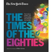 "BLACK DOG & LEVENTHAL PUB ""The New York Times: The Times of the Eighties"" Hardcover Book"