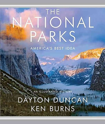 """""Random House """"""""The National Parks"""""""" Paperback Book"""""" 1251914"