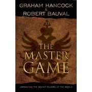 """RED WHEEL/WEISER""""The Master Game: Unmasking The Secret Rulers Of The World"""" Paperback Book"""