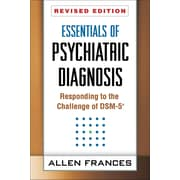 """Guilford Press """"Essentials Of Psychiatric Diagnosis: Responding To The Challenge Of DSM-5®"""" Book"""