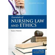 "JONES & BARTLETT LEARNING ""Essentials of Nursing Law and Ethics"" Book"