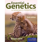 "JONES & BARTLETT LEARNING ""Essential Genetics"" Book"