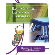 "CENGAGE LEARNING® ""Basic Clinical Laboratory Techniques"" Book"