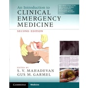 "Cambridge University Press ""An Introduction to Clinical Emergency Medicine"" Book"