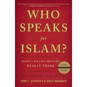 "PGW® ""Who Speaks For Islam?"" Book"