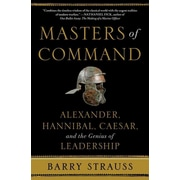"""Simon & Schuster """"Masters of Command"""" Paperback Book"""