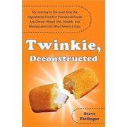 "PENGUIN GROUP USA "" Twinkie, Deconstructed"" Book"