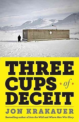 """""Random House """"""""Three Cups of Deceit"""""""" Book"""""" 1253356"