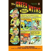 "PENGUIN GROUP USA ""The Greek Myths"" Book"