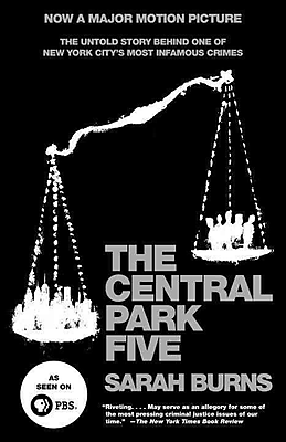 """""Random House """"""""The Central Park Five"""""""" Book"""""" 1252201"