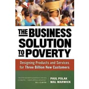 """""""The Business Solution to Poverty"""" Book"""