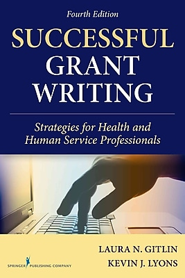 "Springer Publishing Company ""Successful Grant Writing"" Book"