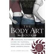 """PENGUIN GROUP USA """"The Body Art Book"""" Book"""
