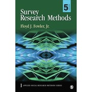 "Sage ""Survey Research Methods"" Book"