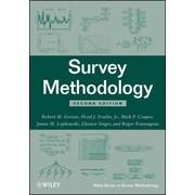 "JOHN WILEY & SONS INC ""Survey Methodology"" Book"