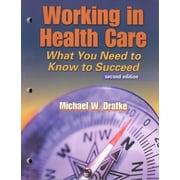 "F. A. Davis Company ""Working In Health Care"" Book"