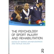 "TAYLOR & FRANCIS ""The Psychology Of Sport Injury And Rehabilitation"" Book"