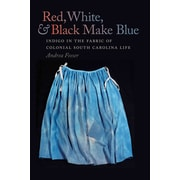 "UNIV OF GEORGIA PR ""Red, White, and Black Make Blue"" Paperback Book"