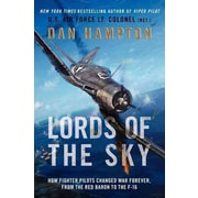 """HARPERCOLLINS """"Lords of the Sky LP"""" Book"""