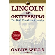 "Simon & Schuster ""Lincoln at Gettysburg"" Paperback Book"