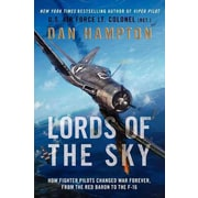 """HARPERCOLLINS """"Lords of the Sky"""" Book"""