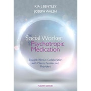 "CENGAGE LEARNING® ""The Social Worker and Psychotropic Medication"" Book"