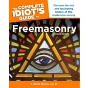 "ALPHA BOOKS® ""Freemasonry"" Book"