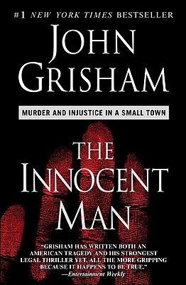 "Random House ""The Innocent Man"" Paperback Book"