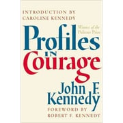 """HARPERCOLLINS """"Profiles in Courage"""" Hardcover Book"""
