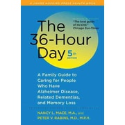 "JOHNS HOPKINS UNIV PR ""The 36-Hour Day"" Book"