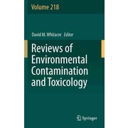 "Springer ""Reviews of Environmental Contamination and Toxicology"" Book"