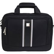 "Urban Factory TopLoad Mission Carrying Case For 14.1"" Notebook, Black"