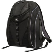 "Mobile Edge Sumo Express Backpack 2.0 For 17"" MacBook, Black/Silver."