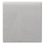 "Chevron 20"" x 30"" Tissue Paper, Black"