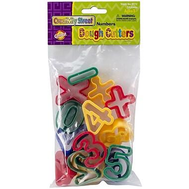 Creativity Street® Dough Cutters, 1 3/4