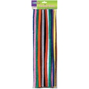 "Chenille Kraft Creativity Street Colossal Stems, 19 1/2"" x 15mm, Assorted"