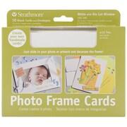 """Pro-Art Strathmore® 5"""" x 7"""" Cards & Envelopes, White"""