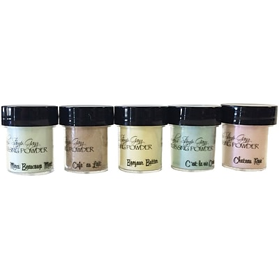 Lindy's Stamp Gang 2-Tone Embossing Powder, 0.5 oz., 5/Pack